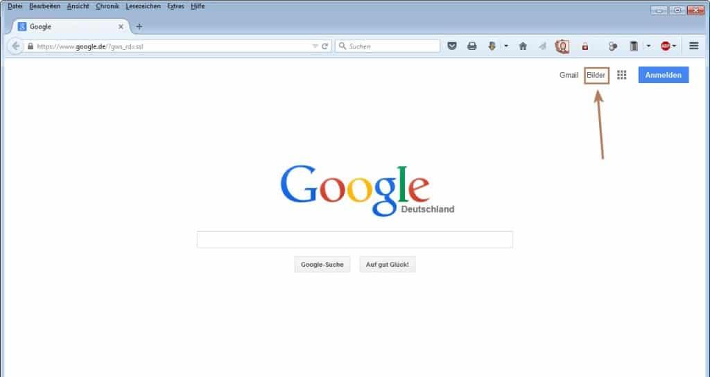 Mit Bild In Google Suchen