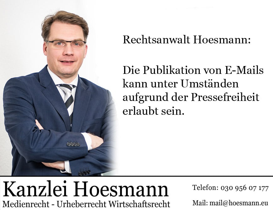 Presse-Email
