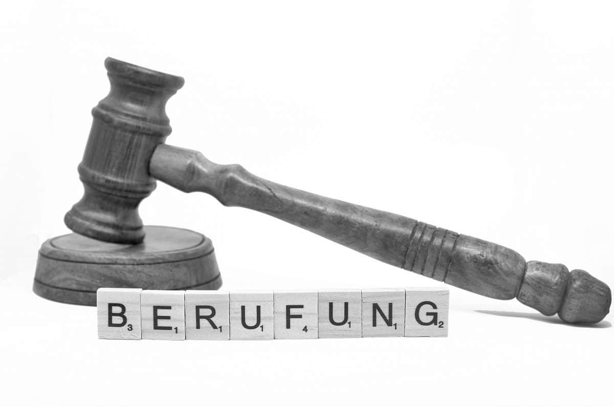 Berufung bei dem sachlich unzuständigen Gericht durch fehlerhafte Rechtsmittelbelehrung