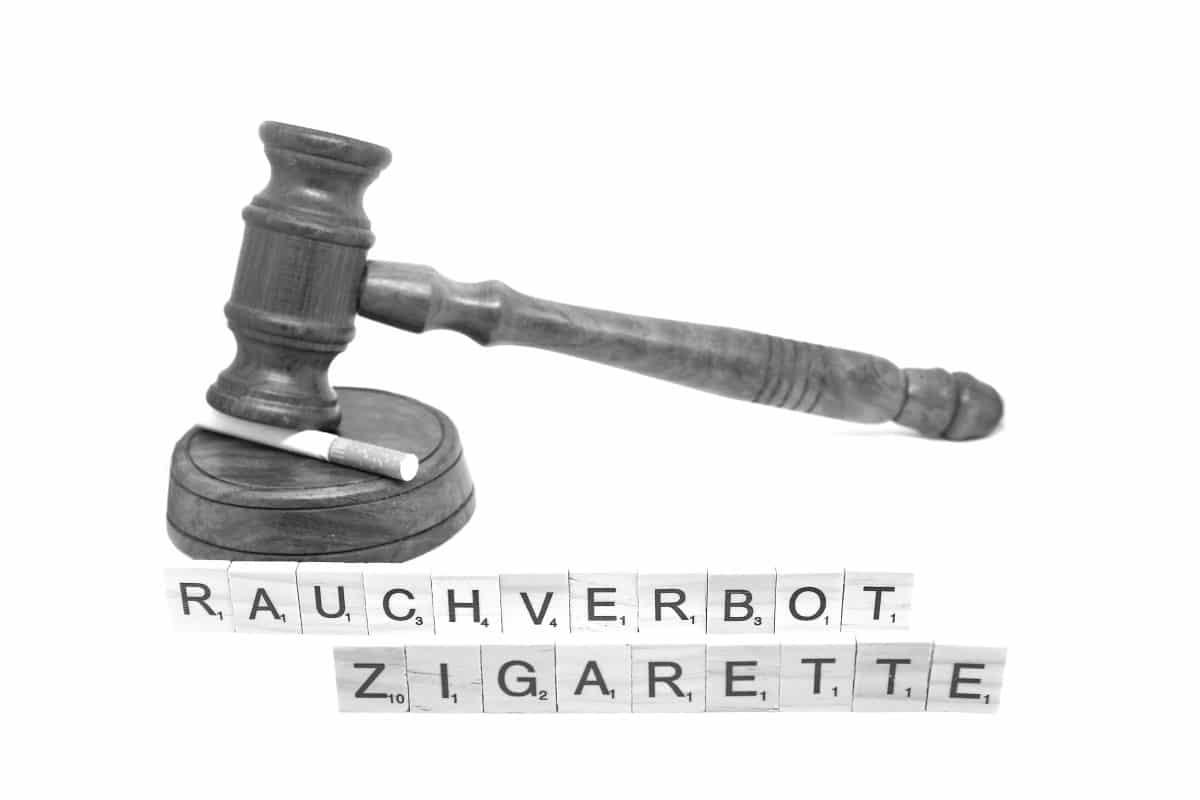 E-Zigarette – Rauchverbot am Arbeitsplatz?