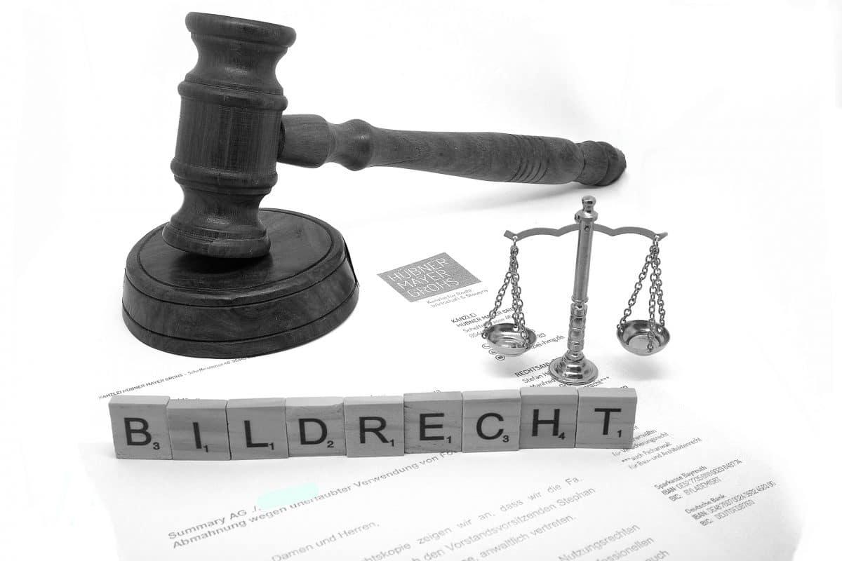 Abmahnung Summary AG durch Hübner Mayer Grohs wegen unerlaubter Verwendung von Fotos