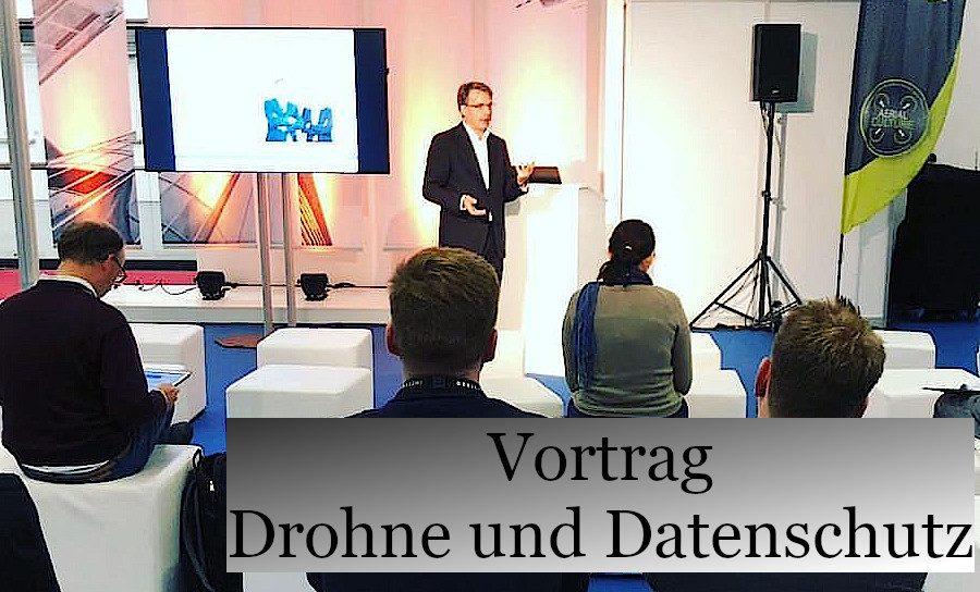 Drohne und Datenschutz