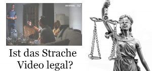 Ist das Strache-Video legal?