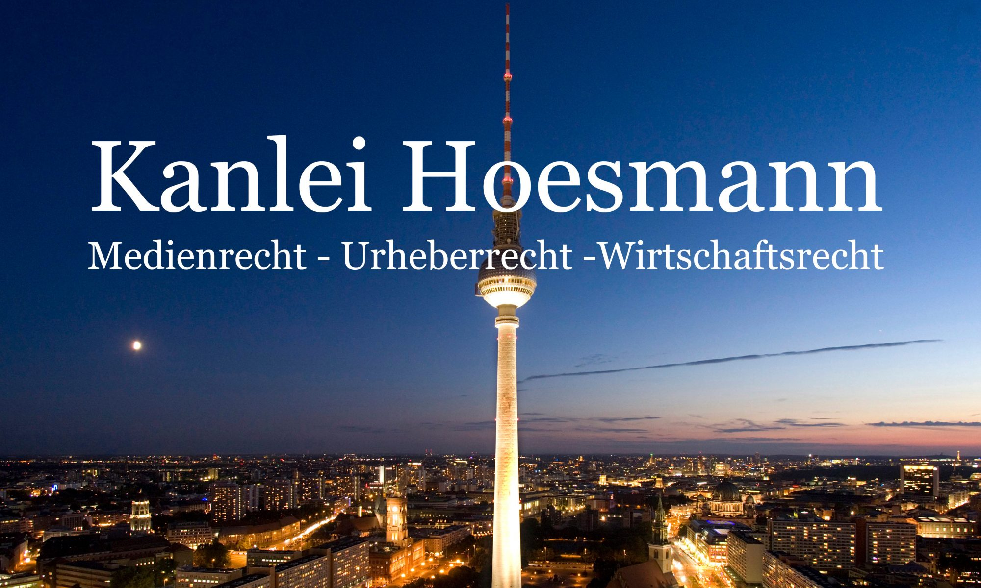 Kanzlei Hoesmann