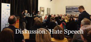 Mit Recht gegen Sexismus und Hate Speech