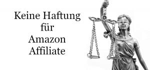 Amazon Händler haftet nicht für Handlungen eines Amazon Affiliate