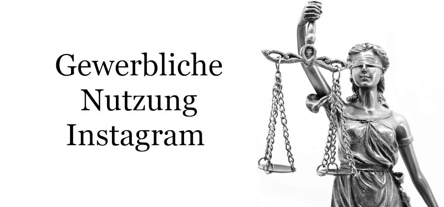 Gewerbliche Instagram Influencer