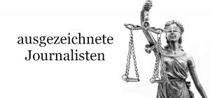 Journalisten Schüler ausgezeichnet, Rechtsanwalt Hoesmann unterrichtet Medienrecht
