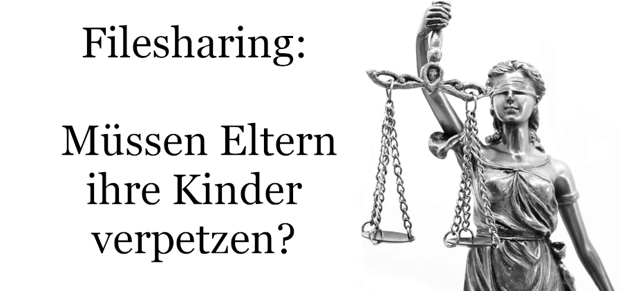 Filesharing Eltern Kinder